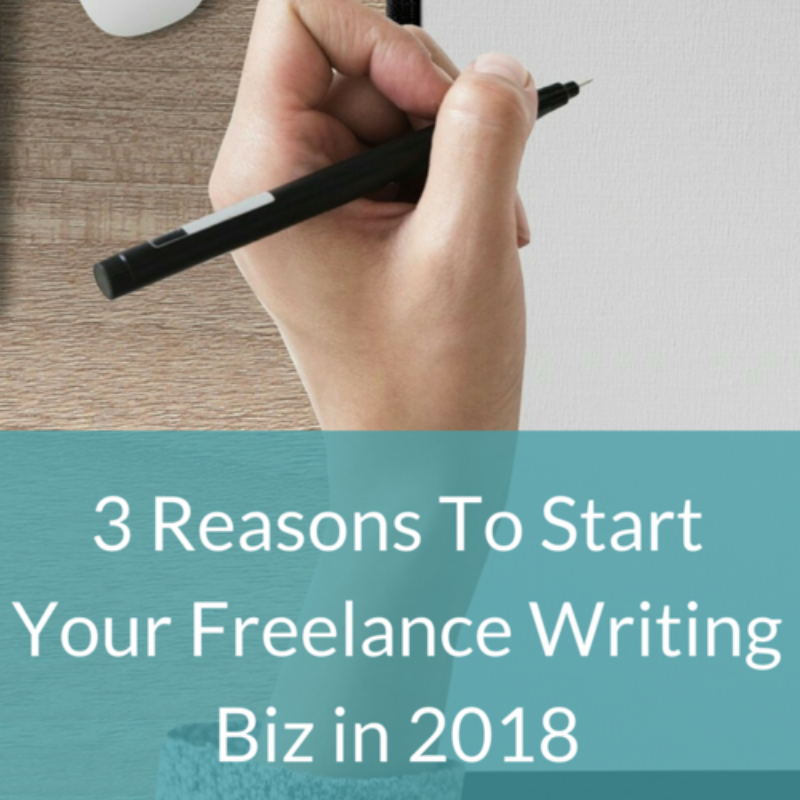 reasons to start a freelance business