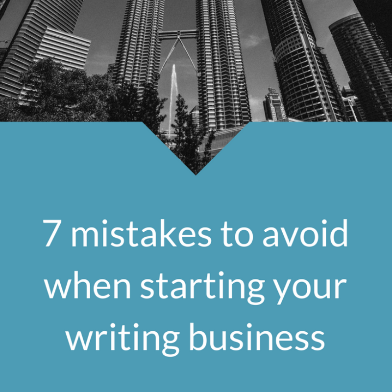 mistakes i made in my business
