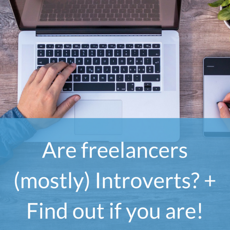are freelancers introverts