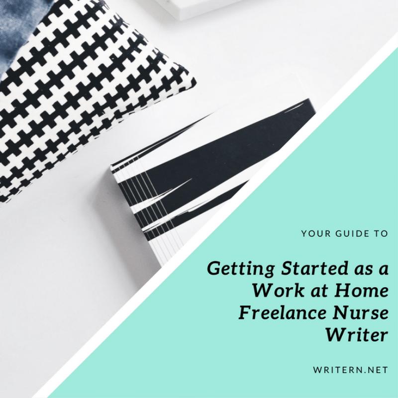 freelance nurse writer