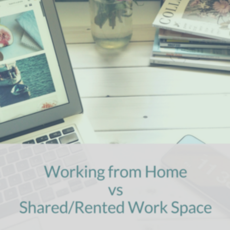 working from home options